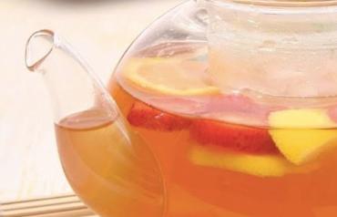 Ballı Buzlu Çay