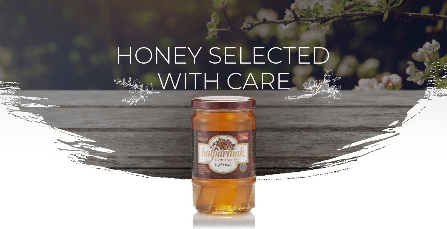 Honey Selected With Care