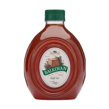 Balkovan - Balparmak Balkovan Süzme Çam Balı 2 Kg