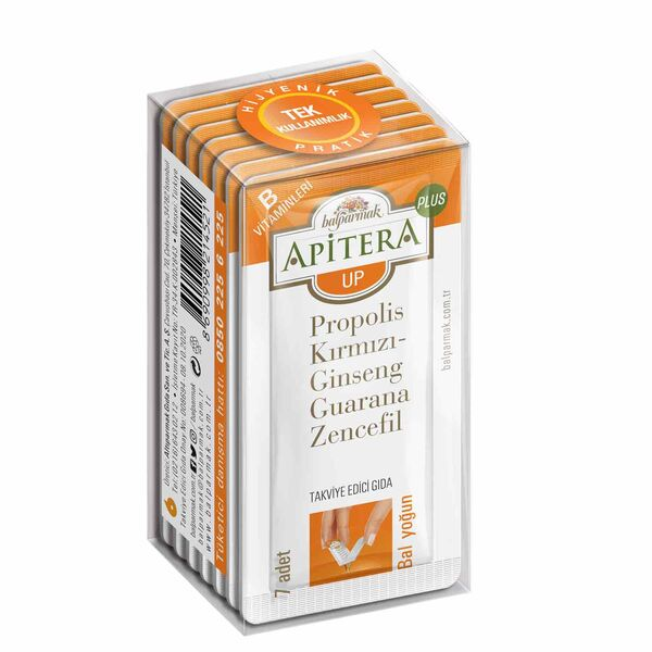 Apitera Up Plus 7 g x 7 Adet