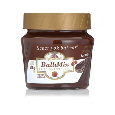 BallıMix - Balparmak HoneyMix with Cocoa 375 g