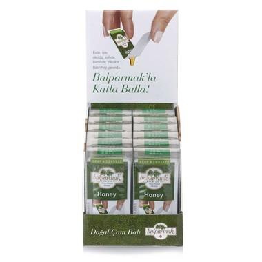 Balparmak Katla Balla Süzme Çam Balı <br/> 7 g x 7 12'li Paket - Thumbnail