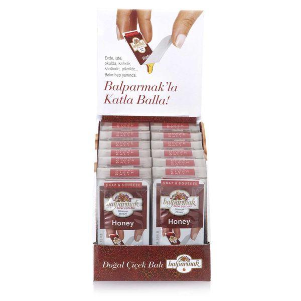 Balparmak Katla Balla Süzme Çiçek Balı <br/> 7 g x 7 12'li Paket