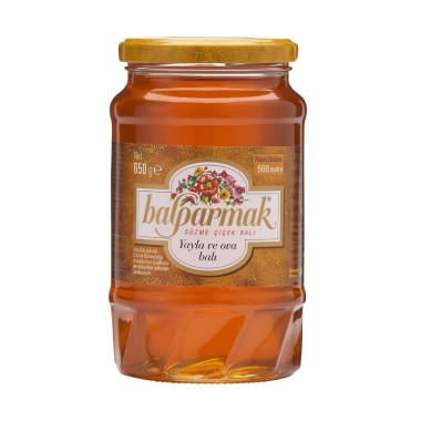 Balparmak - Balparmak Meadows and Plains Blossom Honey 650 g