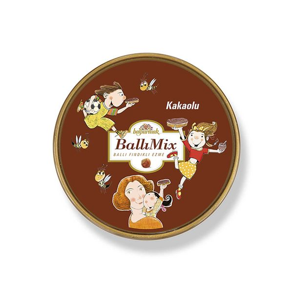 Balparmak Kakaolu BallıMix 180 g